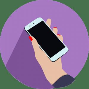hand 3469618 640 300x300 - שיר בהמתנה אייפון / אנדרואיד